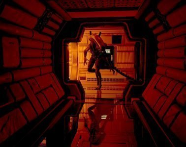 Un xenomorf d'Alien: Isolation