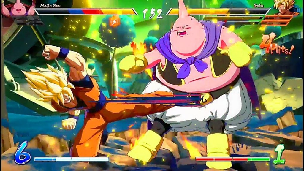 Dragon Ball FighterZ (2018)