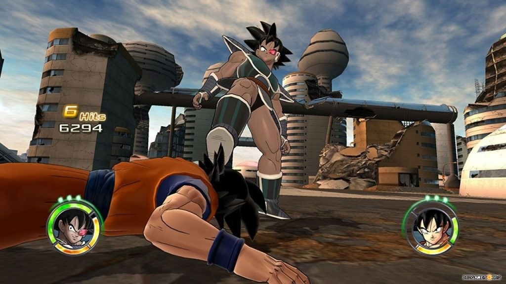 Dragon Ball: Raging Blast 2 (2010)