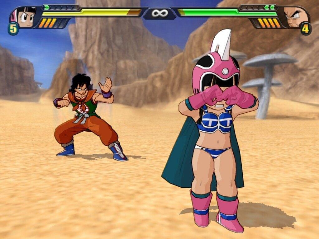 Dragon Ball Z: Budokai Tenkaichi 3 (2007)