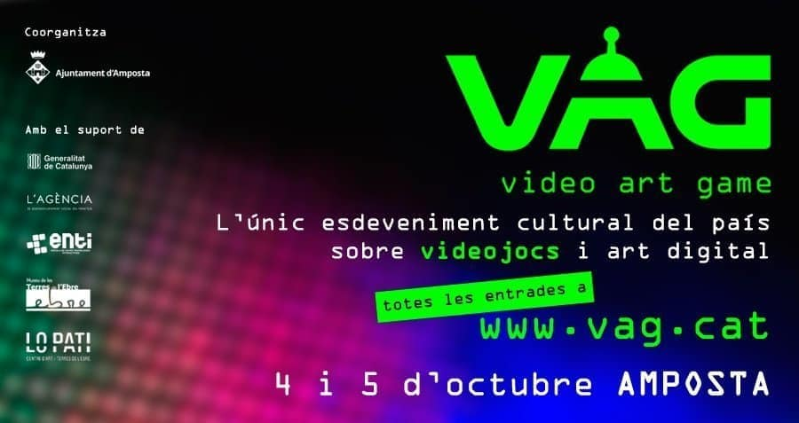 Cartell del VAG Experience