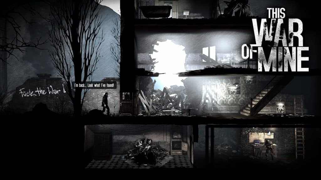 Imatge promocional de This War of Mine