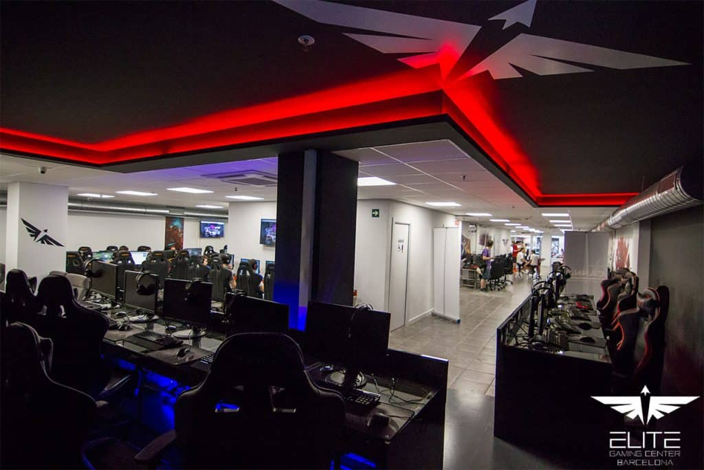Elite Gaming Center Barcelona